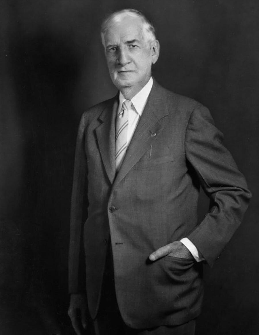 Judge Frank Stoneman, n.d. (State Archives of Florida)