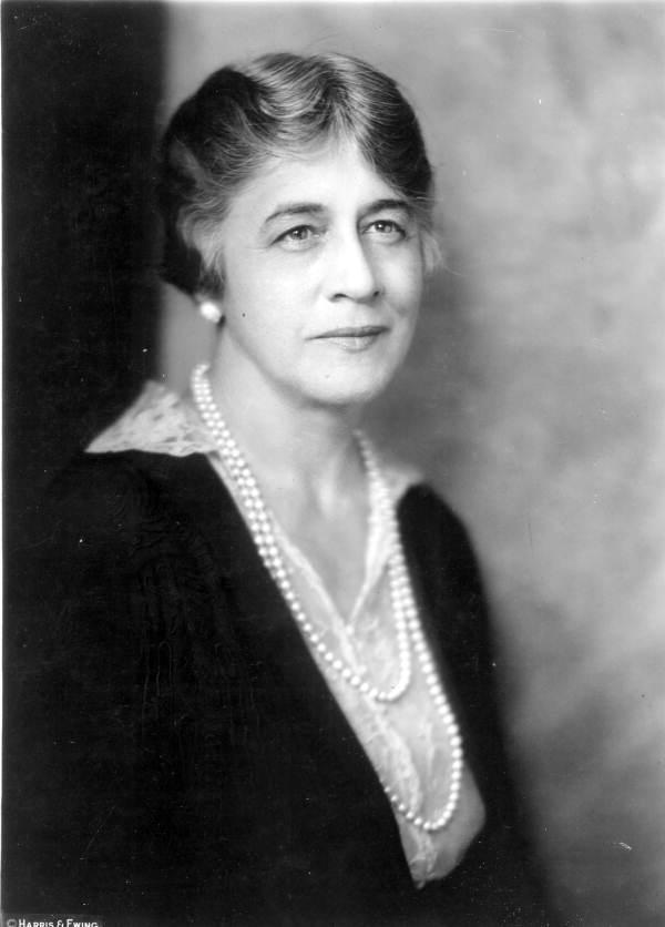 Congresswoman Ruth Bryan Owen c. 1935 (HistoryMiami)